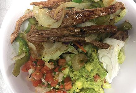 Gringo's Fajita Salad